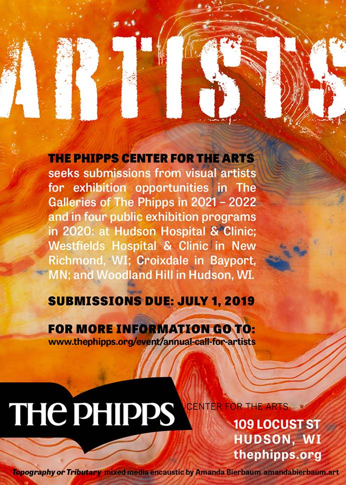 Phipps Call for Artists