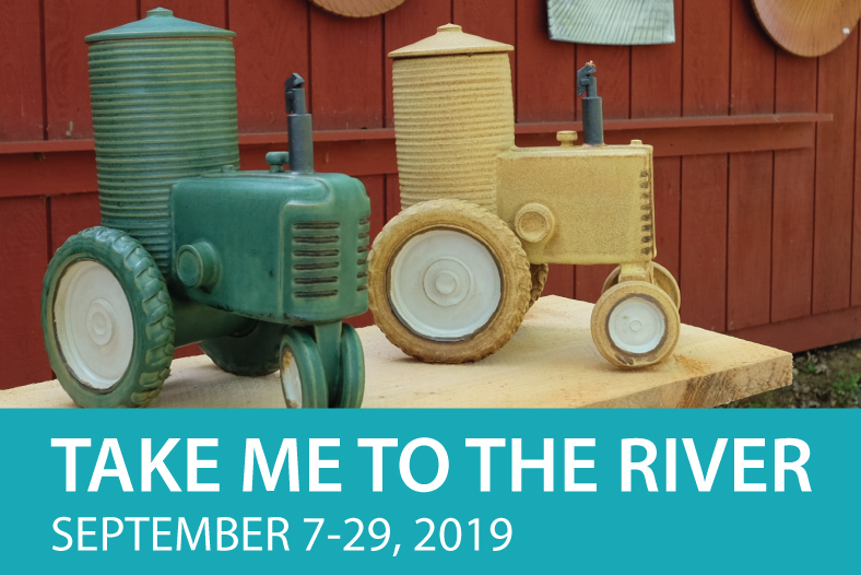 Art at Every Bend in the River