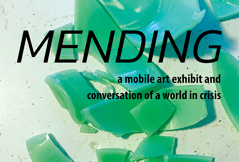 Mending - Be Part of the Conversation